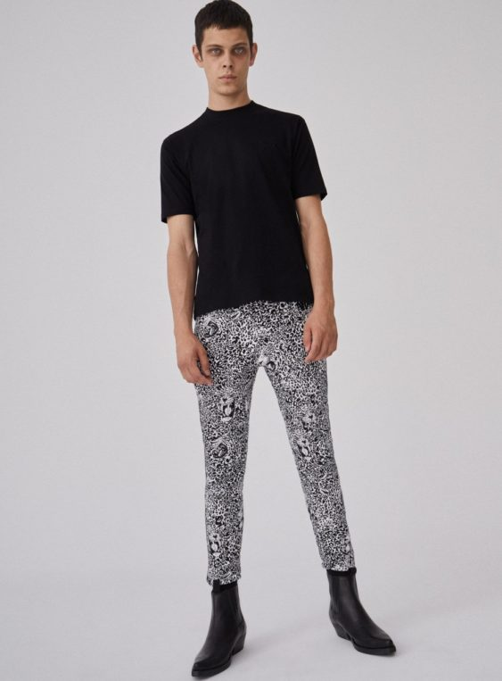 men's printed iconic joggers