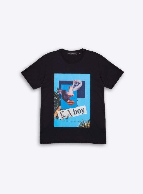 la boy relaxed t-shirt