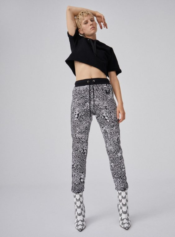 women's printed iconic joggers